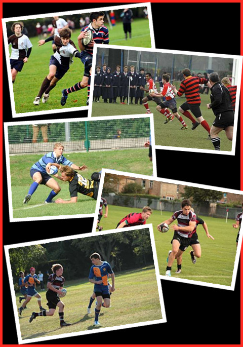 The SOCS Canford Rugby Sevens
